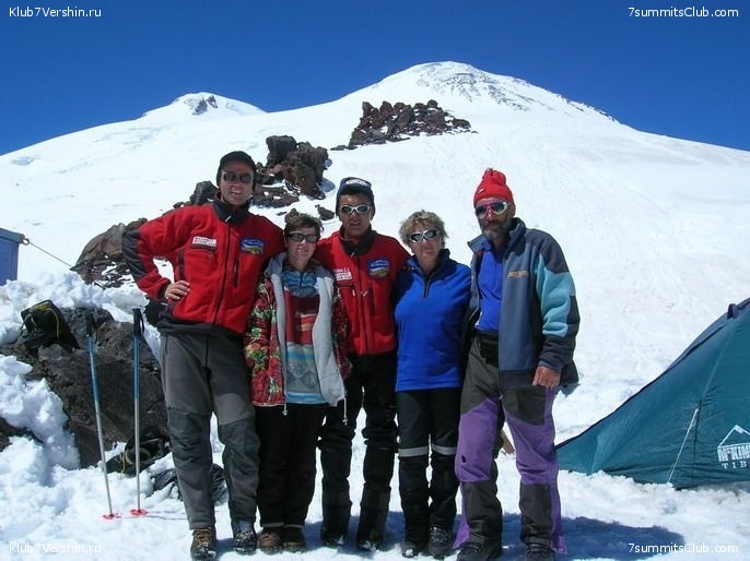 Elbrus Classic South Route, photo 36