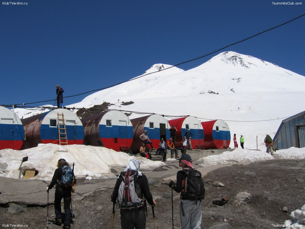 Elbrus Classic South Route, photo 37