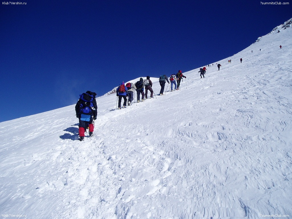 Elbrus Classic South Route, photo 48