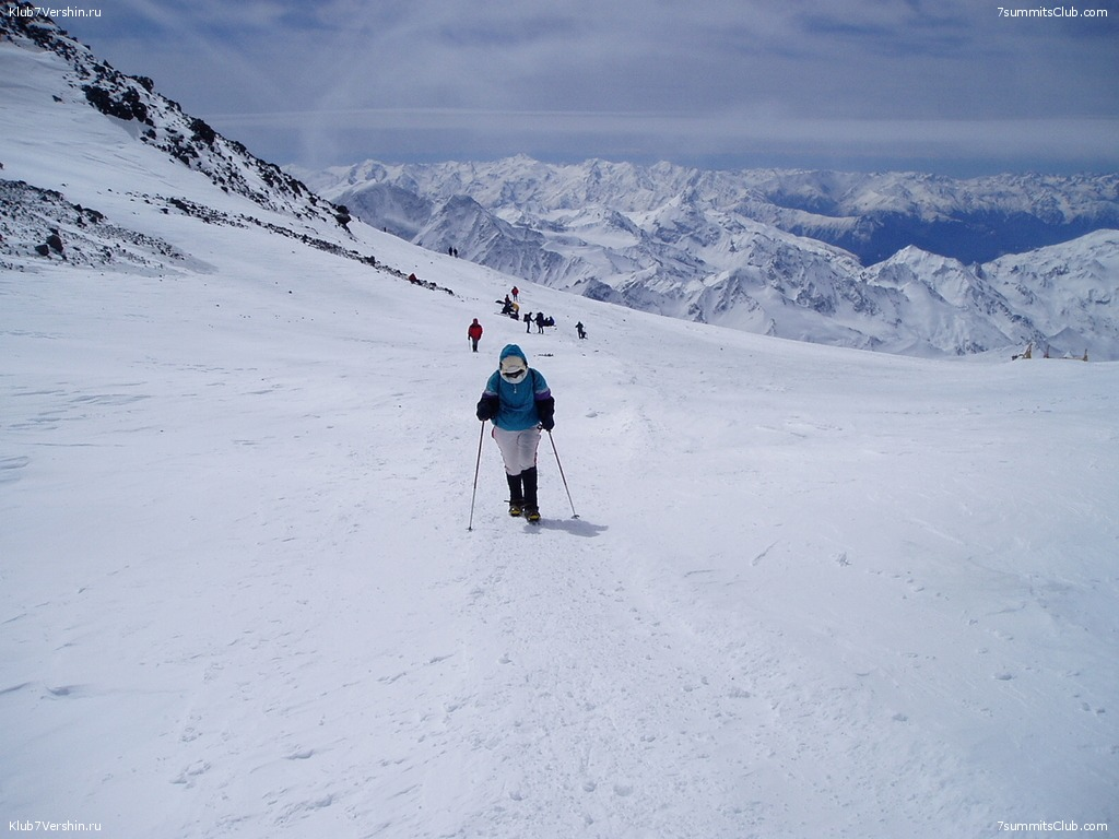 Elbrus Classic South Route, photo 50