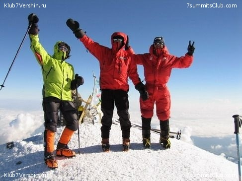 Elbrus Classic South Route, photo 55