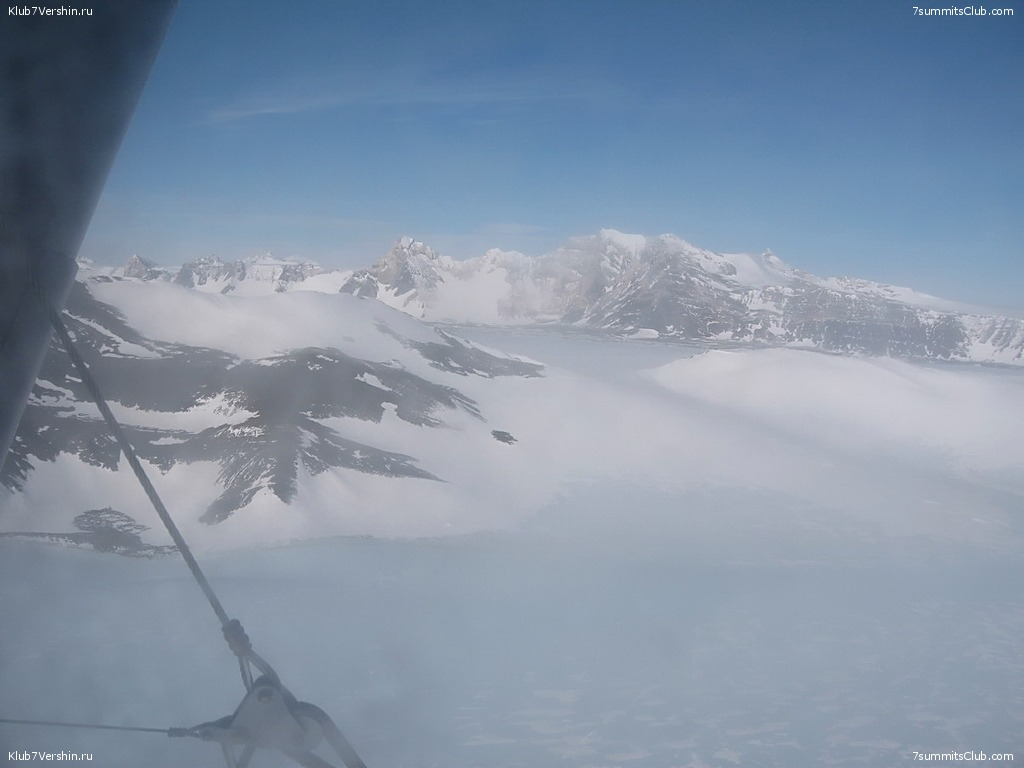 Flight to the South Pole, photo 10