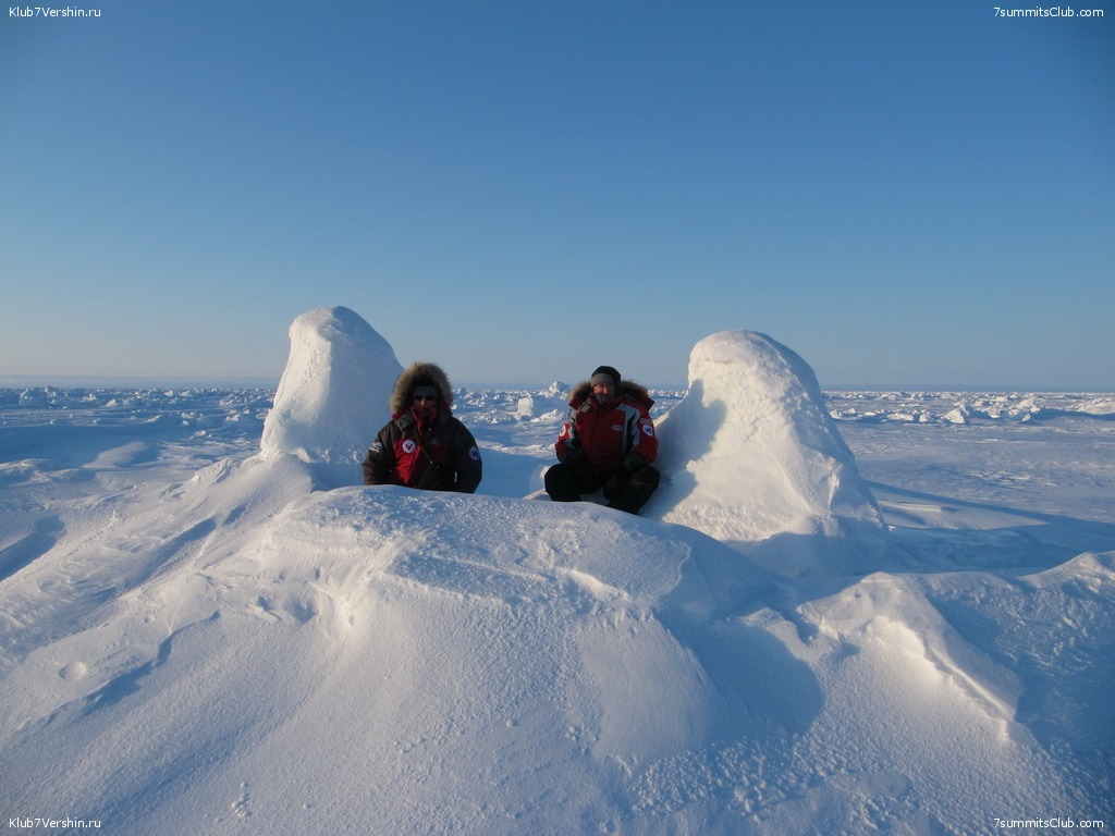 North Pole from V. Adrov, photo 8