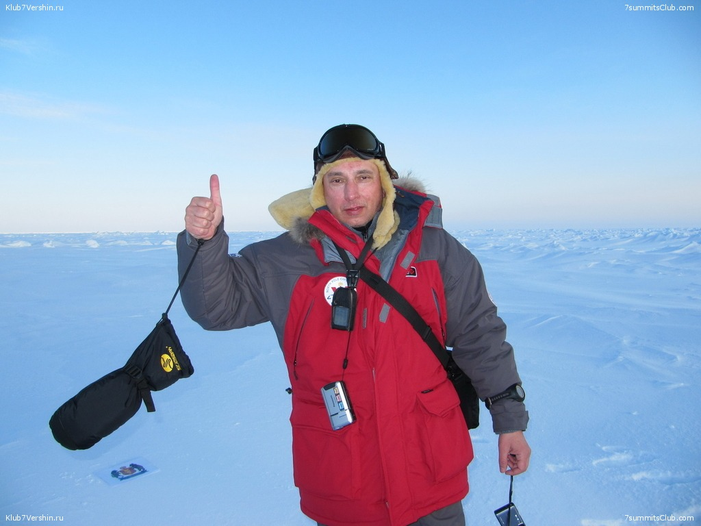 North Pole from V. Adrov, photo 27