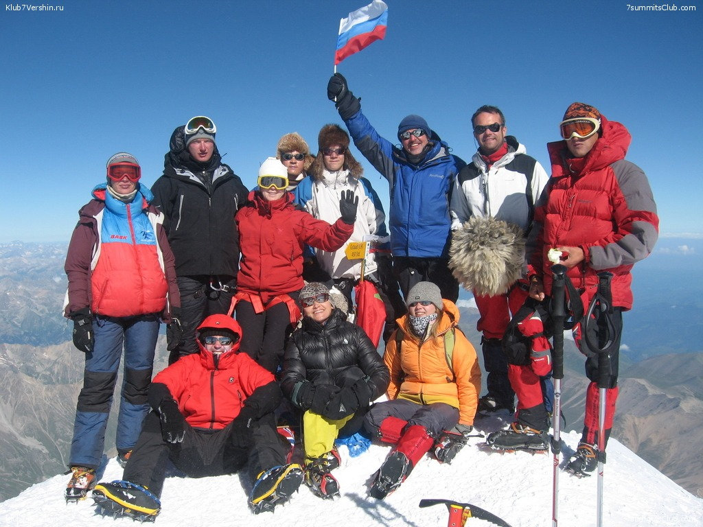 Elbrus Classic. Summer 2009, photo 11