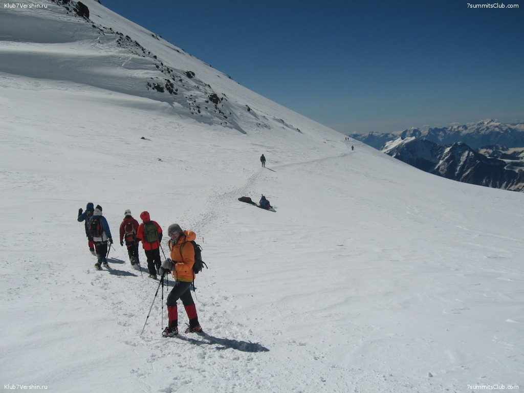 Elbrus Classic. Summer 2009, photo 13