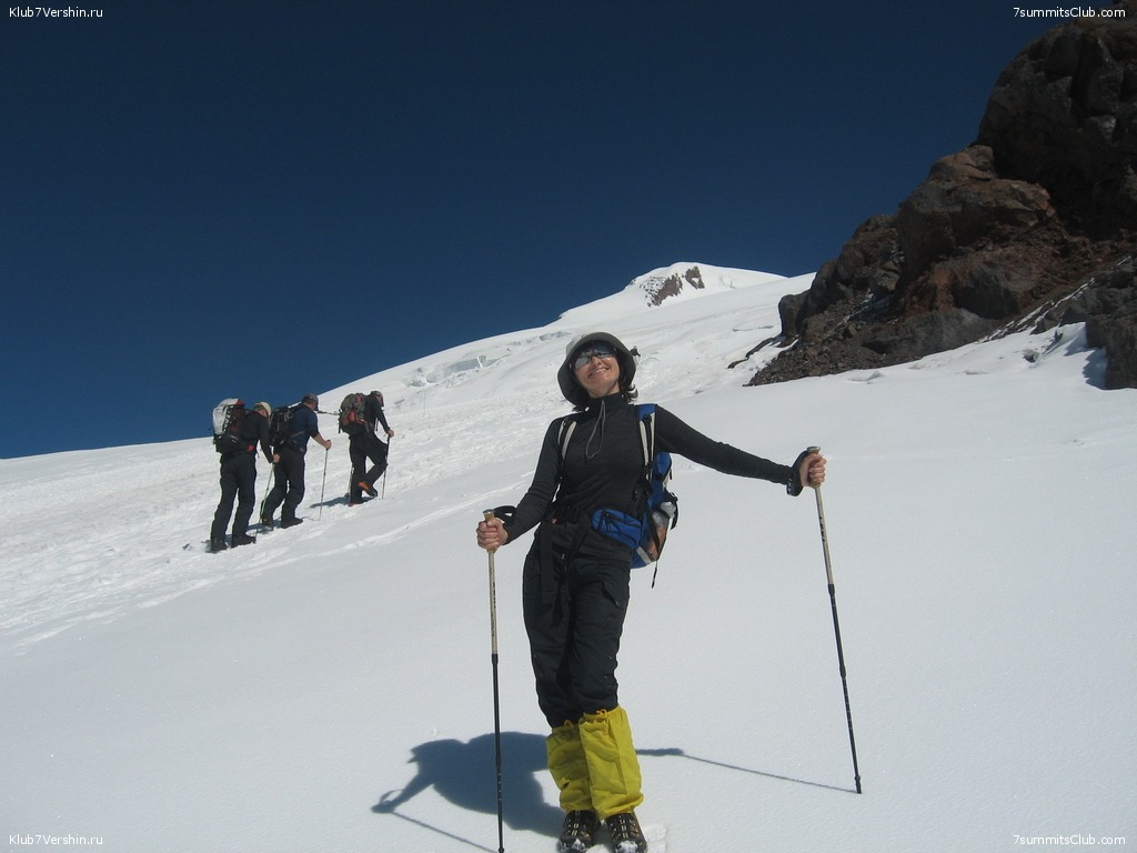 Elbrus Classic. Summer 2009, photo 18