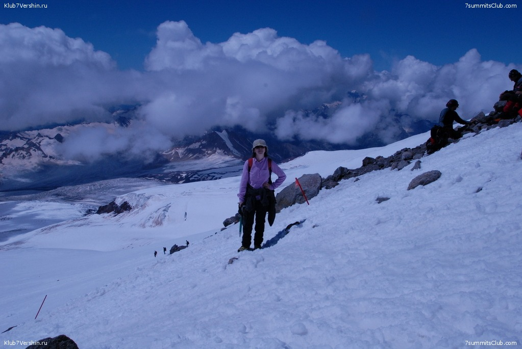 Elbrus Classic. Summer 2009, photo 2