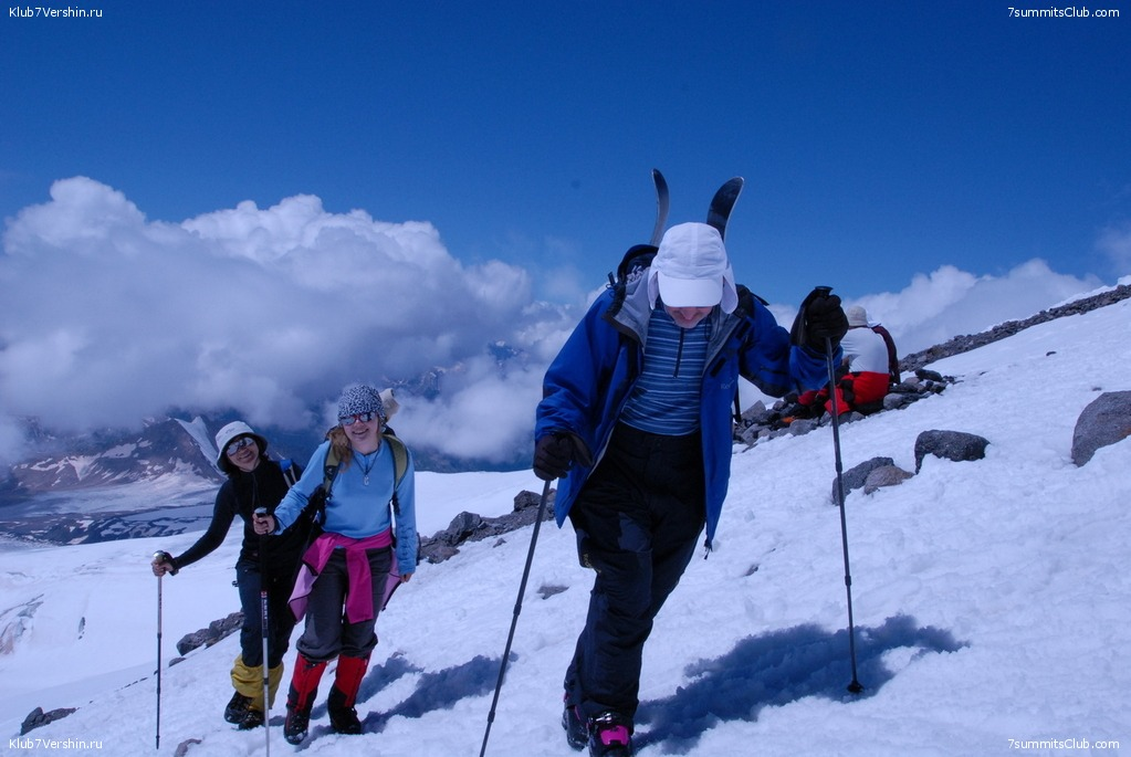 Elbrus Classic. Summer 2009, photo 4