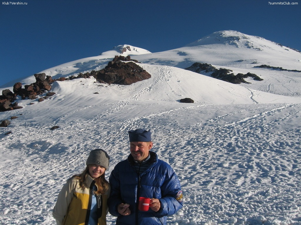 Elbrus Classic. Summer 2009, photo 22