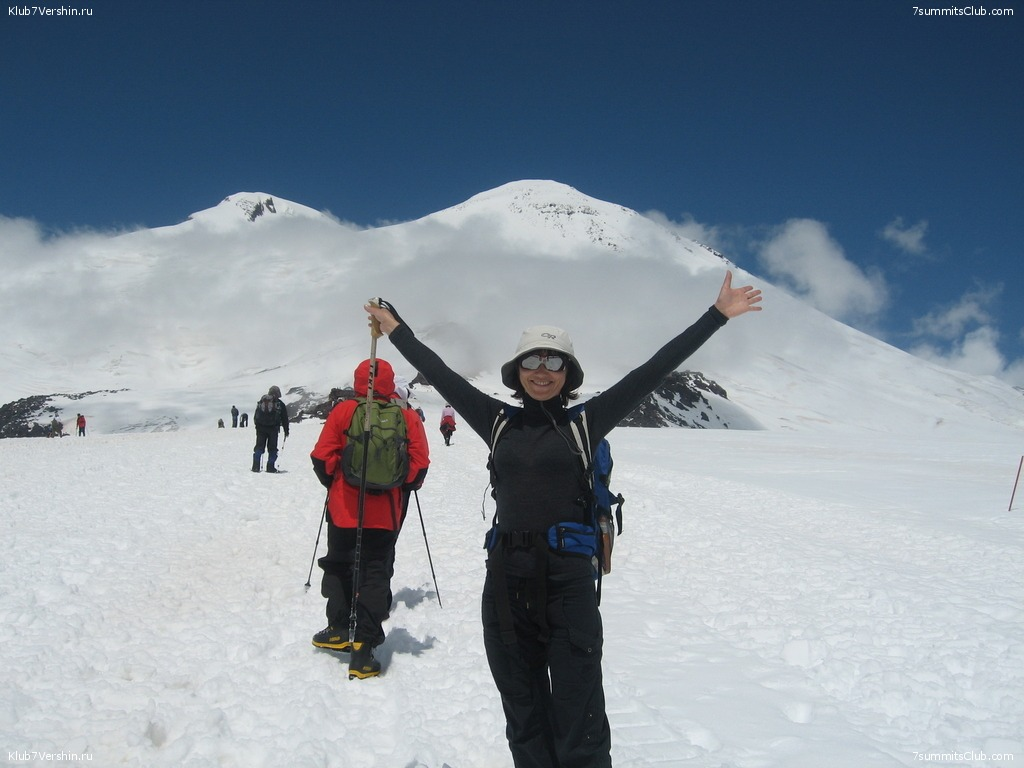 Elbrus Classic. Summer 2009, photo 25