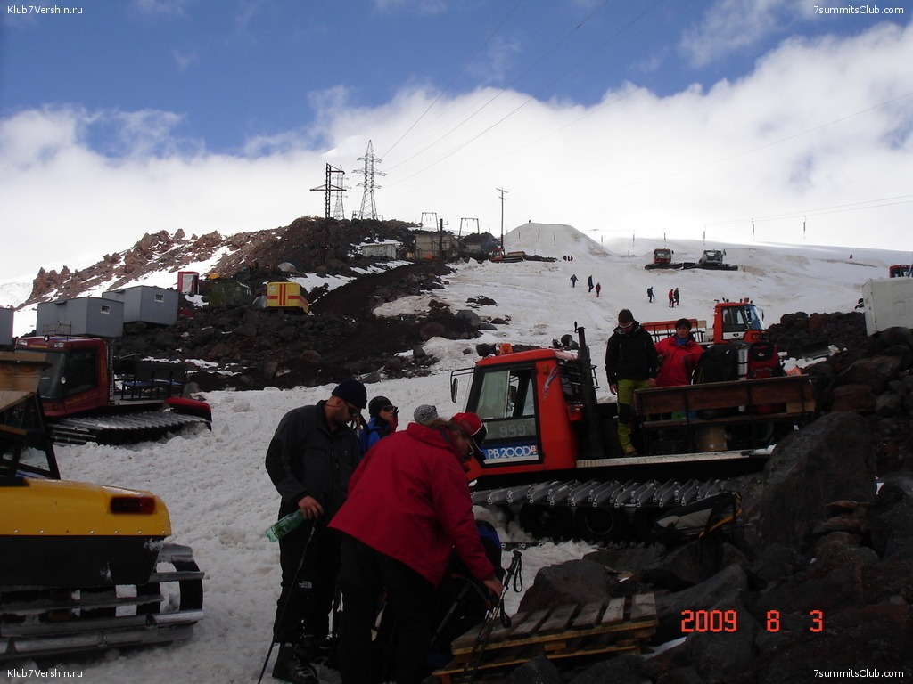 Elbrus Classic. Summer 2009, photo 26