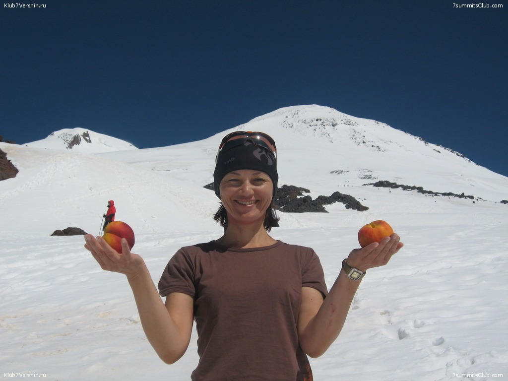 Elbrus Classic. Summer 2009, photo 27