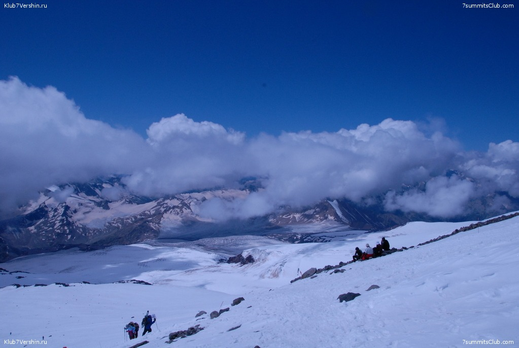 Elbrus Classic. Summer 2009, photo 6