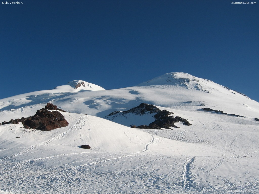 Elbrus Classic. Summer 2009, photo 29