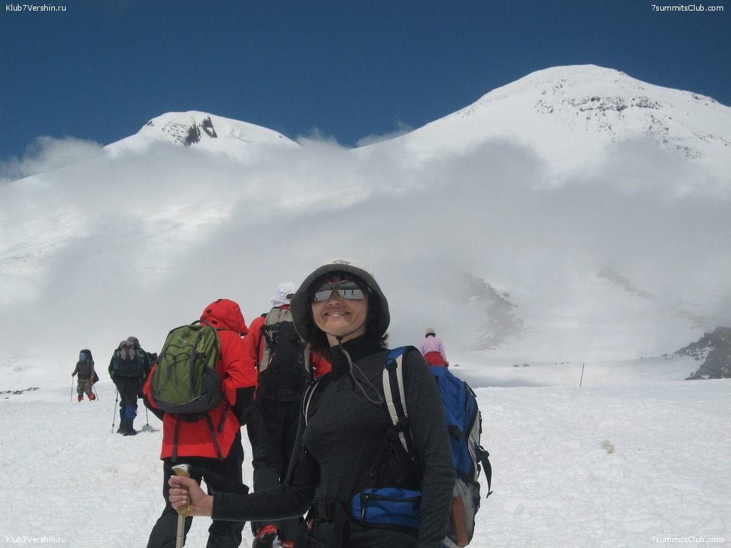 Elbrus Classic. Summer 2009, photo 31