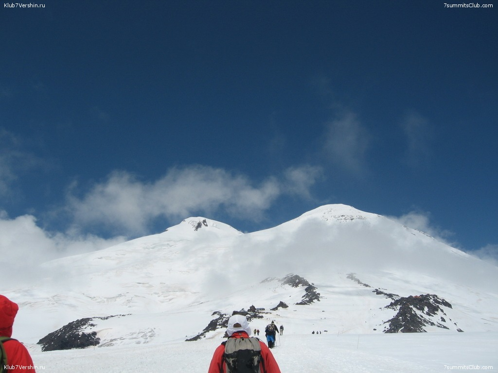 Elbrus Classic. Summer 2009, photo 32
