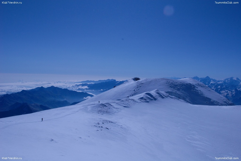 Elbrus Classic. Summer 2009, photo 9
