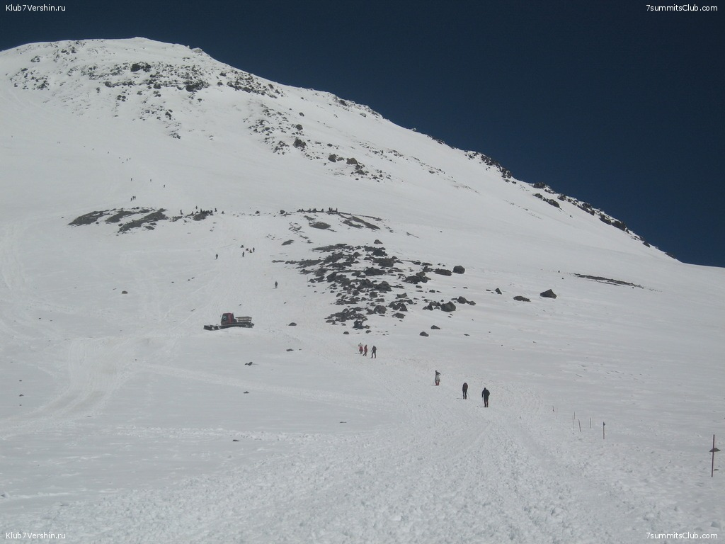 Elbrus Classic. Summer 2009, photo 33
