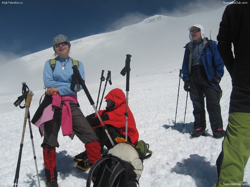 Elbrus Classic. Summer 2009, photo 34