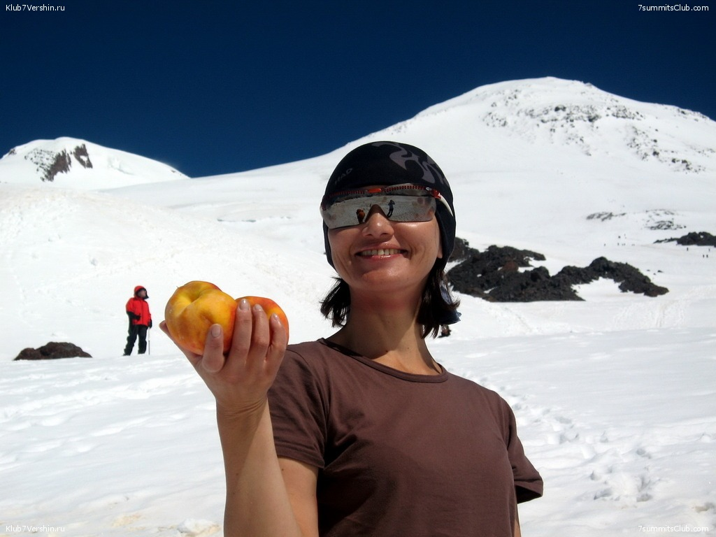 Elbrus Classic. Summer 2009, photo 35