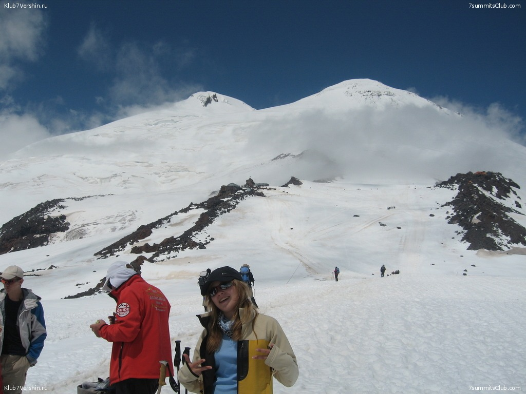 Elbrus Classic. Summer 2009, photo 37