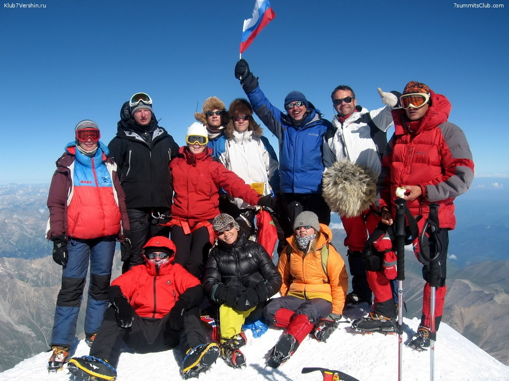 Elbrus Classic. Summer 2009, photo 39