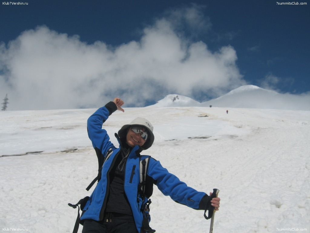 Elbrus Classic. Summer 2009, photo 40