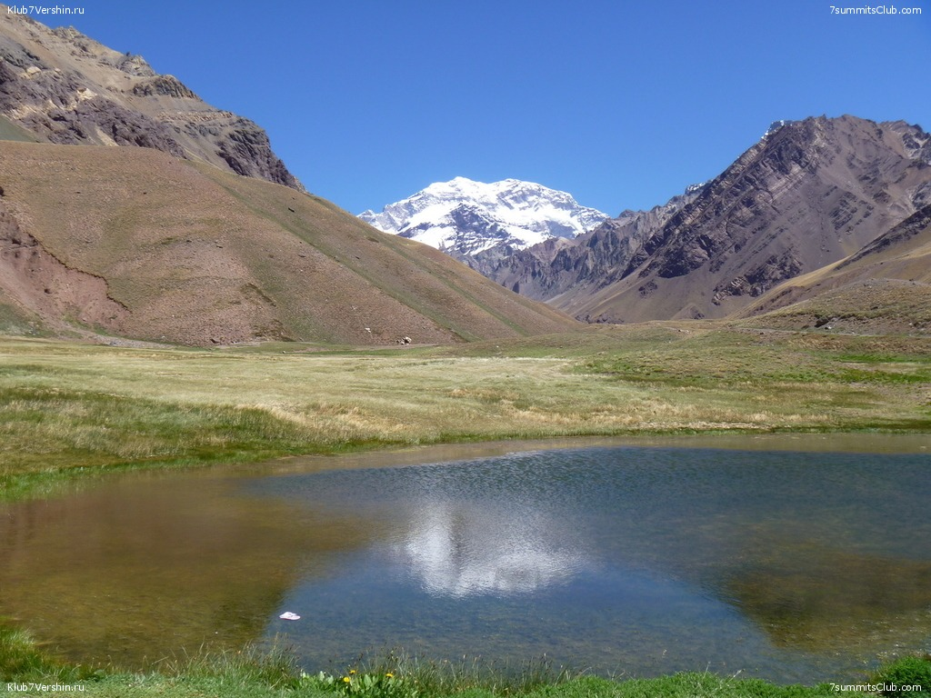 Aconcagua. 2011 January, photo 19