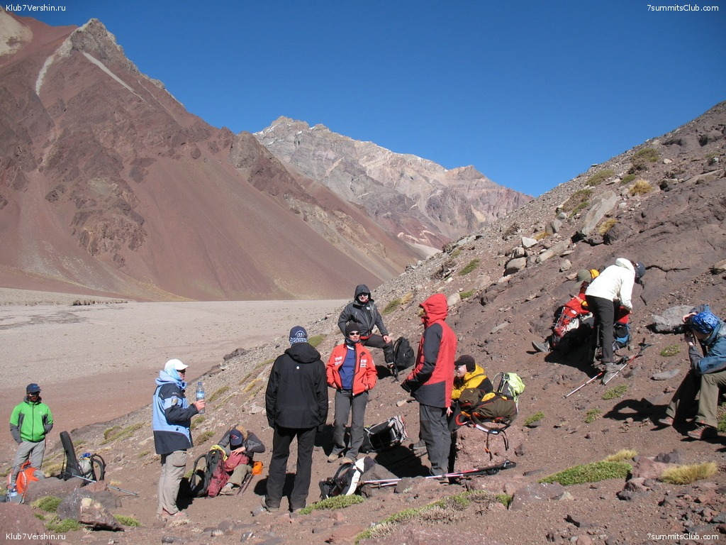 Aconcagua. 2011 January, photo 21