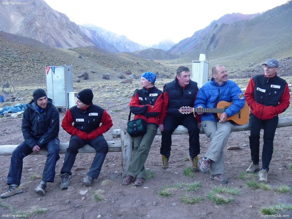 Aconcagua. 2011 January, photo 22