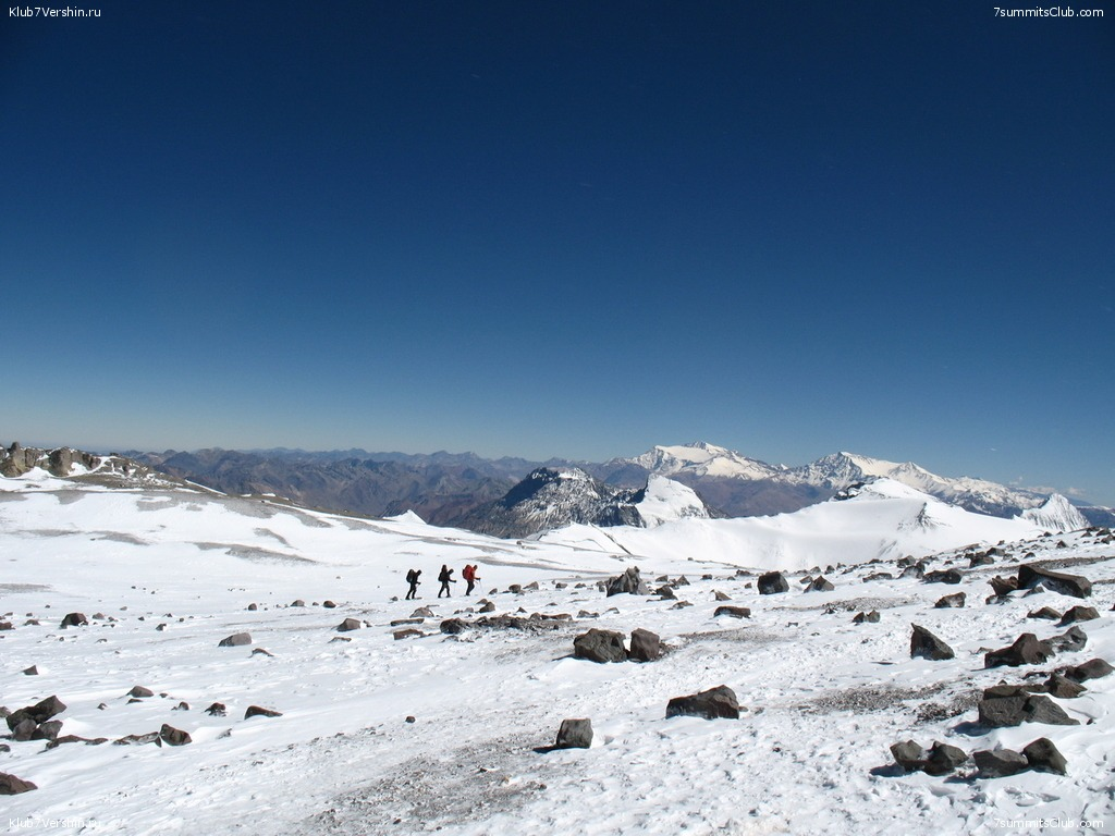 Aconcagua. 2011 January, photo 23