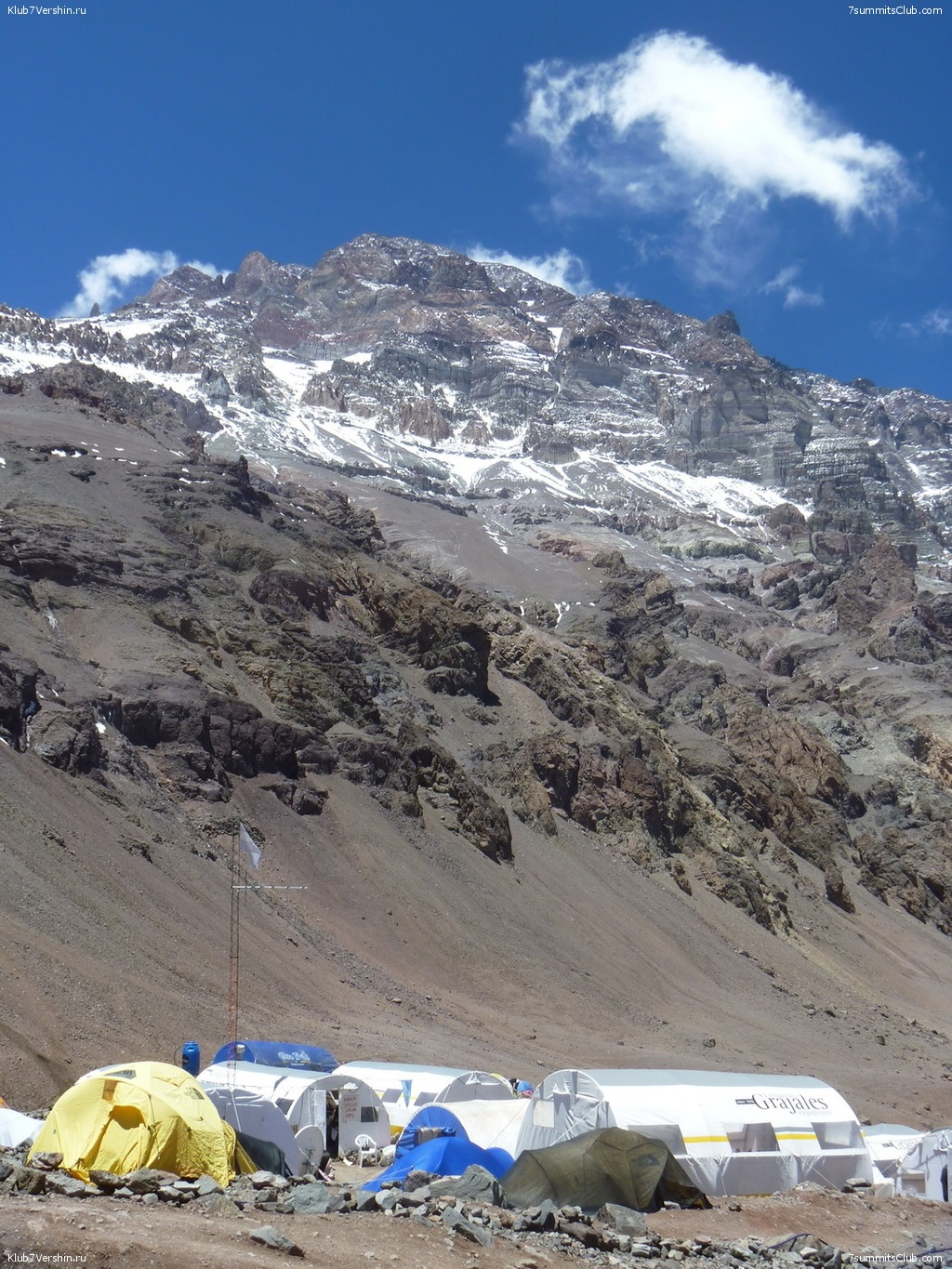Aconcagua. 2011 January, photo 44