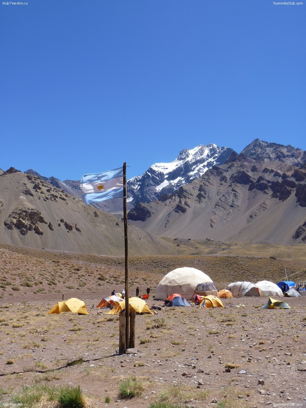 Aconcagua. 2011 January, photo 45
