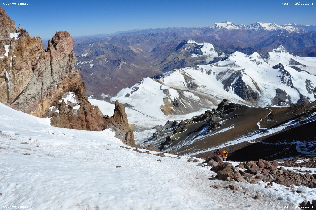 Aconcagua. 2011 January, photo 4