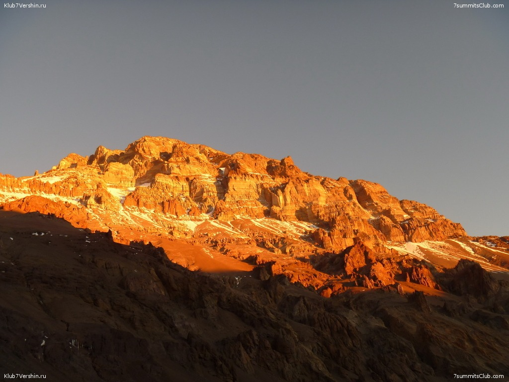 Aconcagua. 2011 January, photo 28