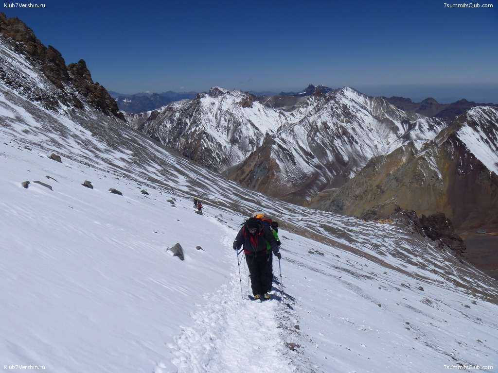 Aconcagua. 2011 January, photo 32