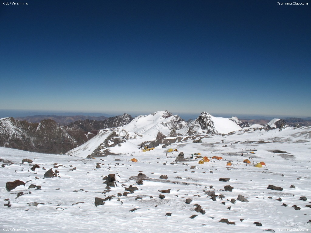 Aconcagua. 2011 January, photo 37