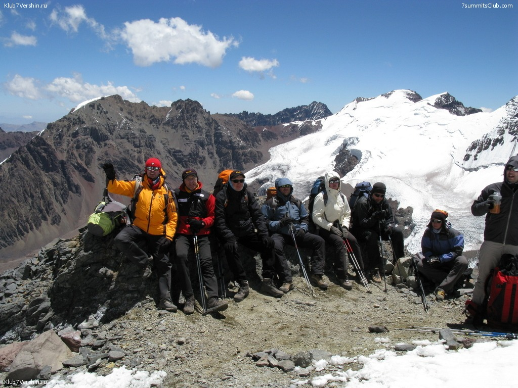 Aconcagua. 2011 January, photo 42