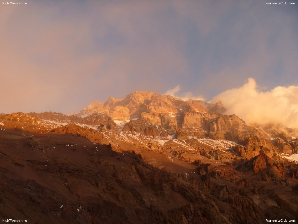 Aconcagua. 2011 January, photo 43