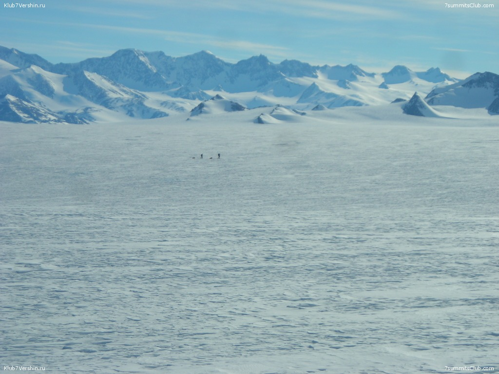 Antarktica 2011. Union Glecier. Solo, photo 1