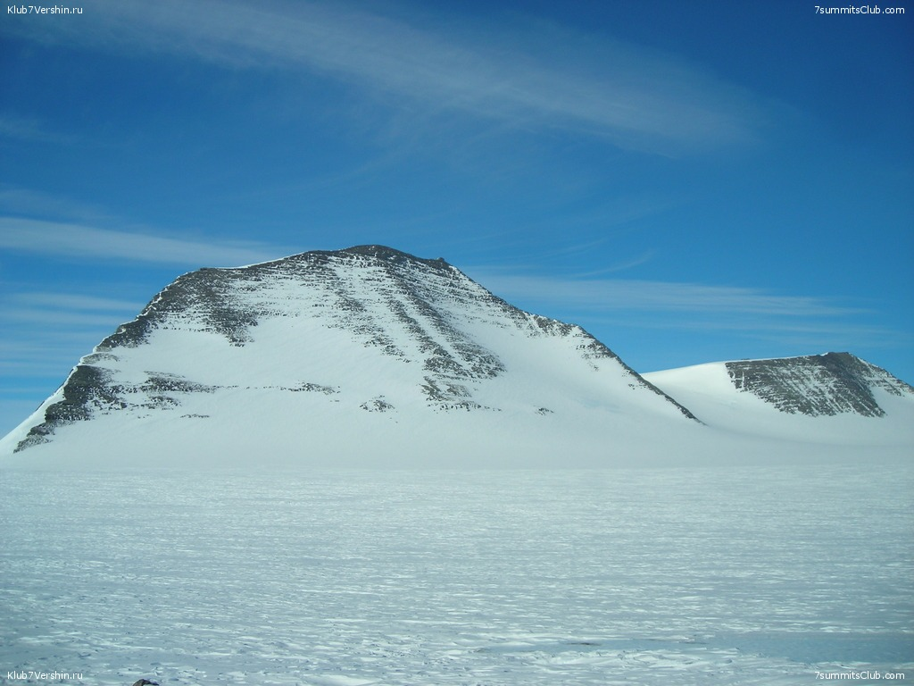 Antarktica 2011. Union Glecier. Solo, photo 2