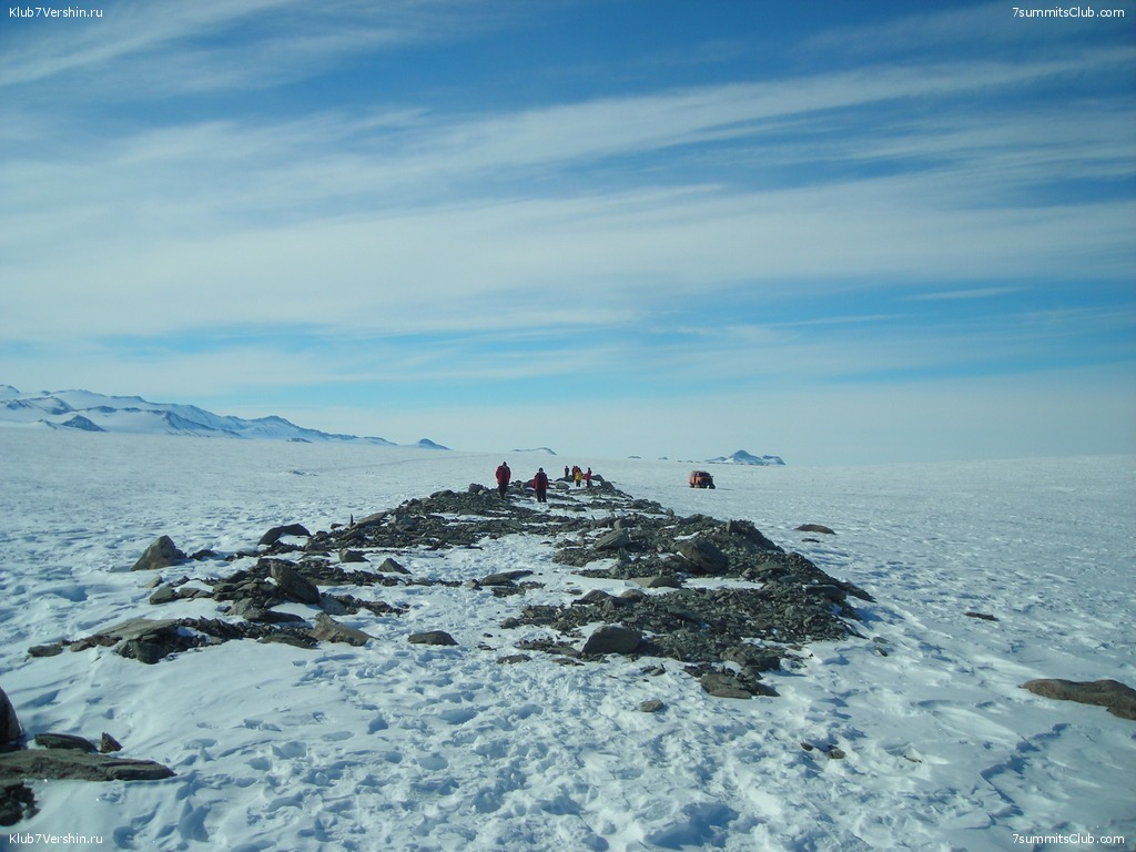 Antarktica 2011. Union Glecier. Solo, photo 9