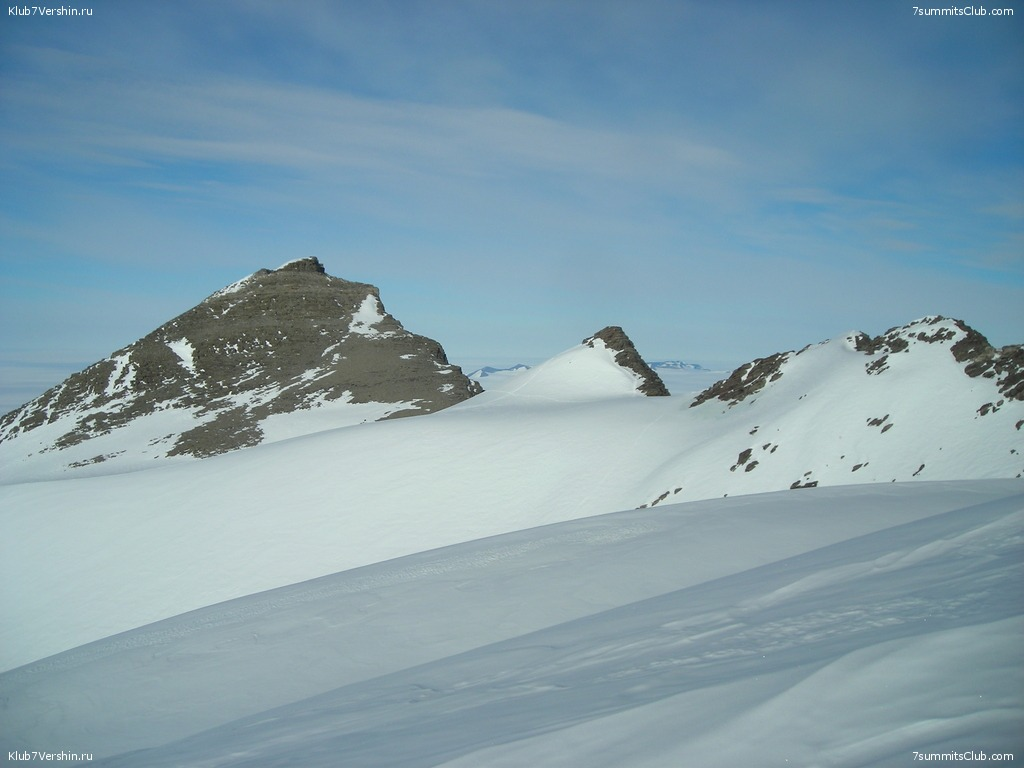 Antarktica 2011. Union Glecier. Solo, photo 16