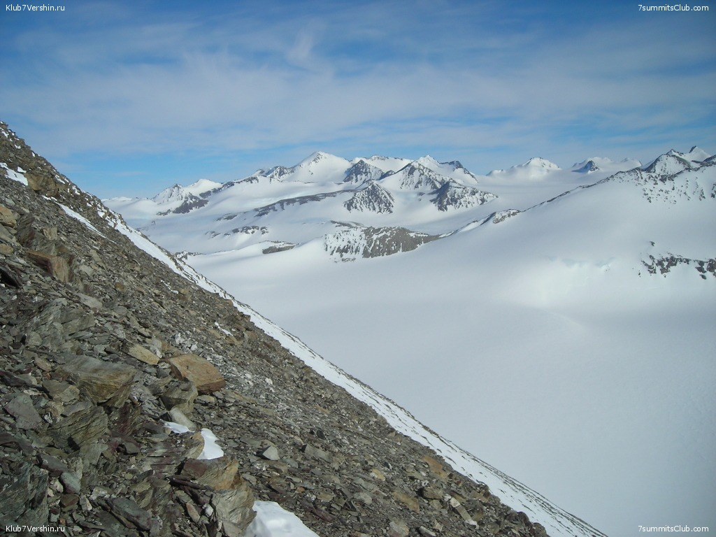 Antarktica 2011. Union Glecier. Solo, photo 20