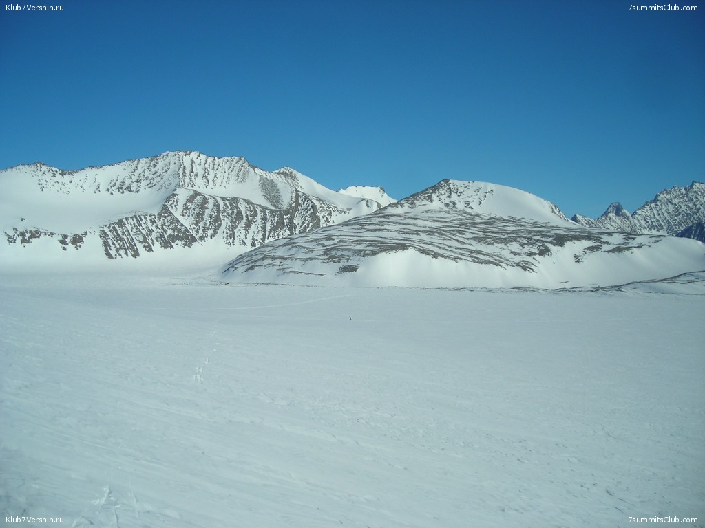 Antarktica 2011. Union Glecier. Solo, photo 22