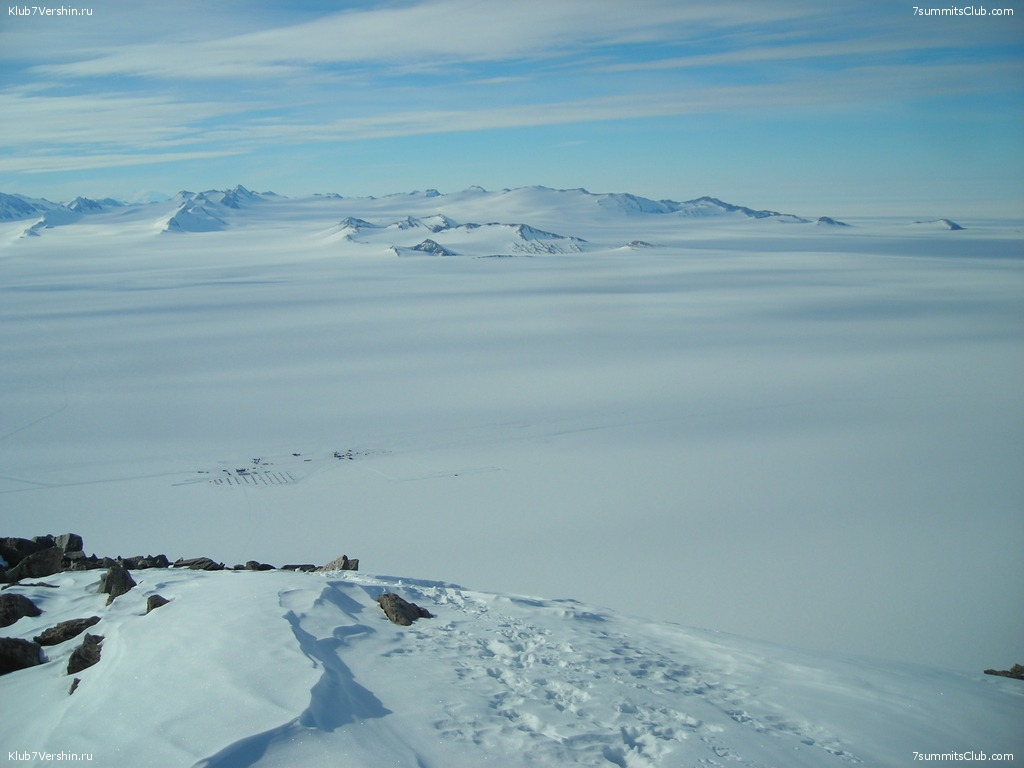 Antarktica 2011. Union Glecier. Solo, photo 26
