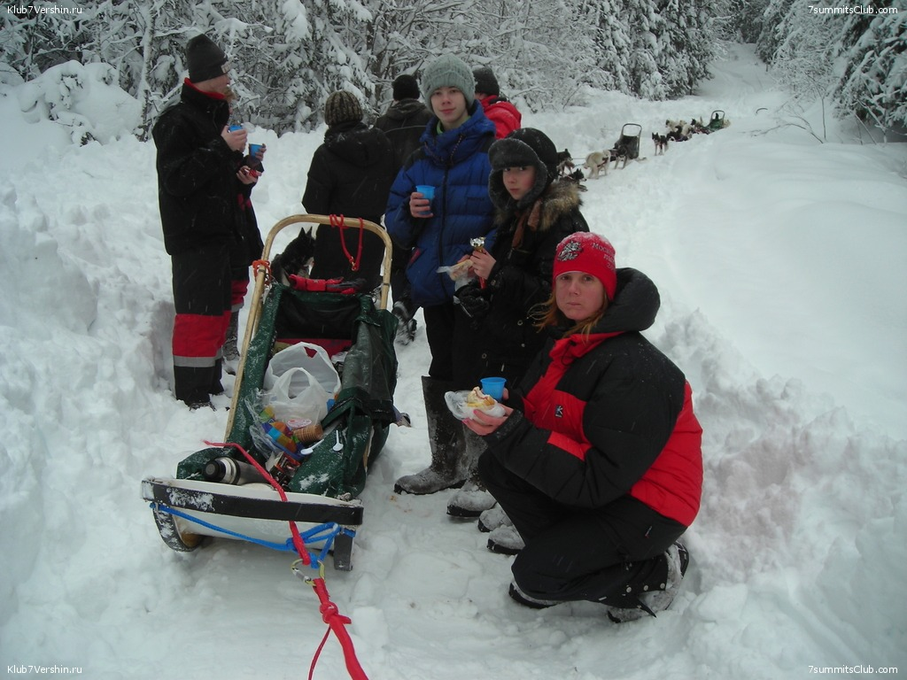 Karelia. Sled Dogs Weekend, photo 21