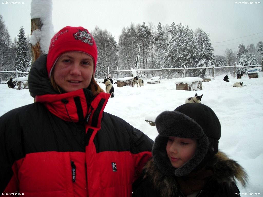 Karelia. Sled Dogs Weekend, photo 36
