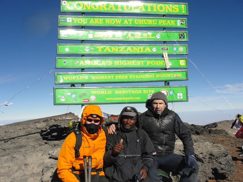 Kilimanjaro 2012. Savelyev, photo 24